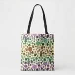 Colorful Woodland Creatures Tote