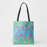 Funky Sea Creatures Tote