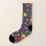 Meeple Print Socks