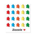 Meeple Stickers