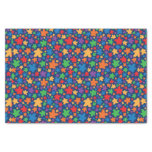 Two Pips Falling Meeples Gift Tissue Paper